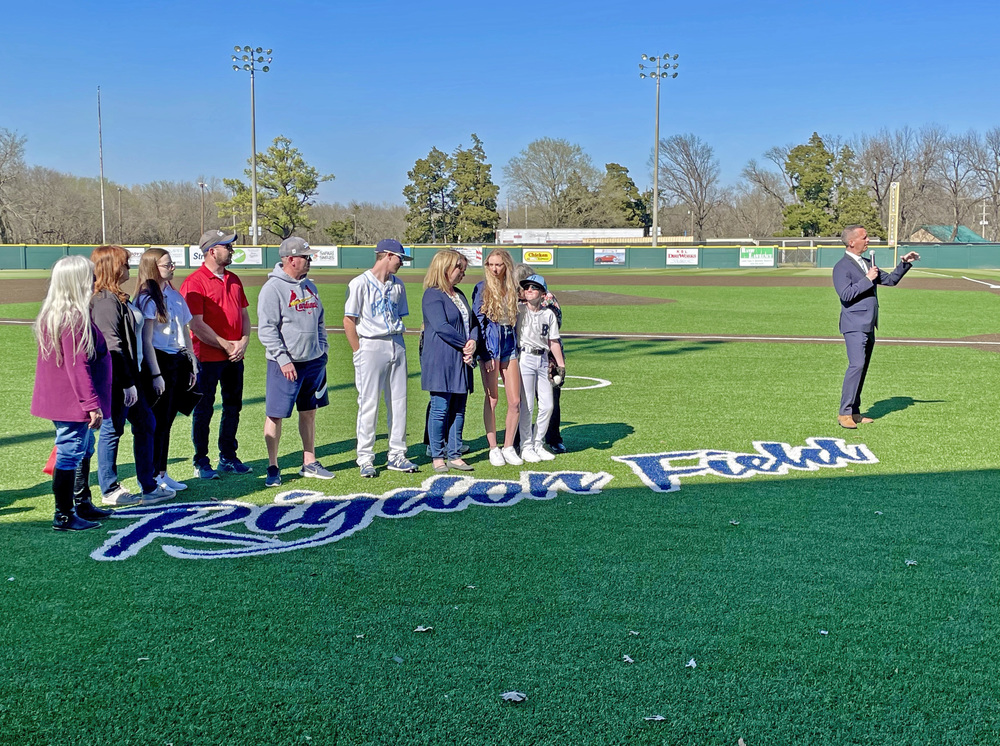Rigdon Field Dedicated