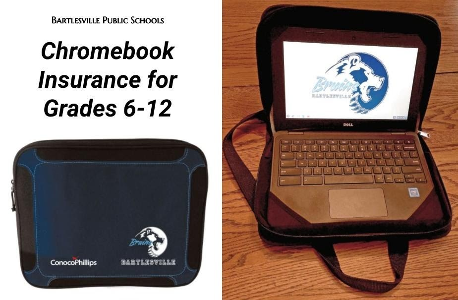Time to buy Chromebook Insurance for grades 6-12