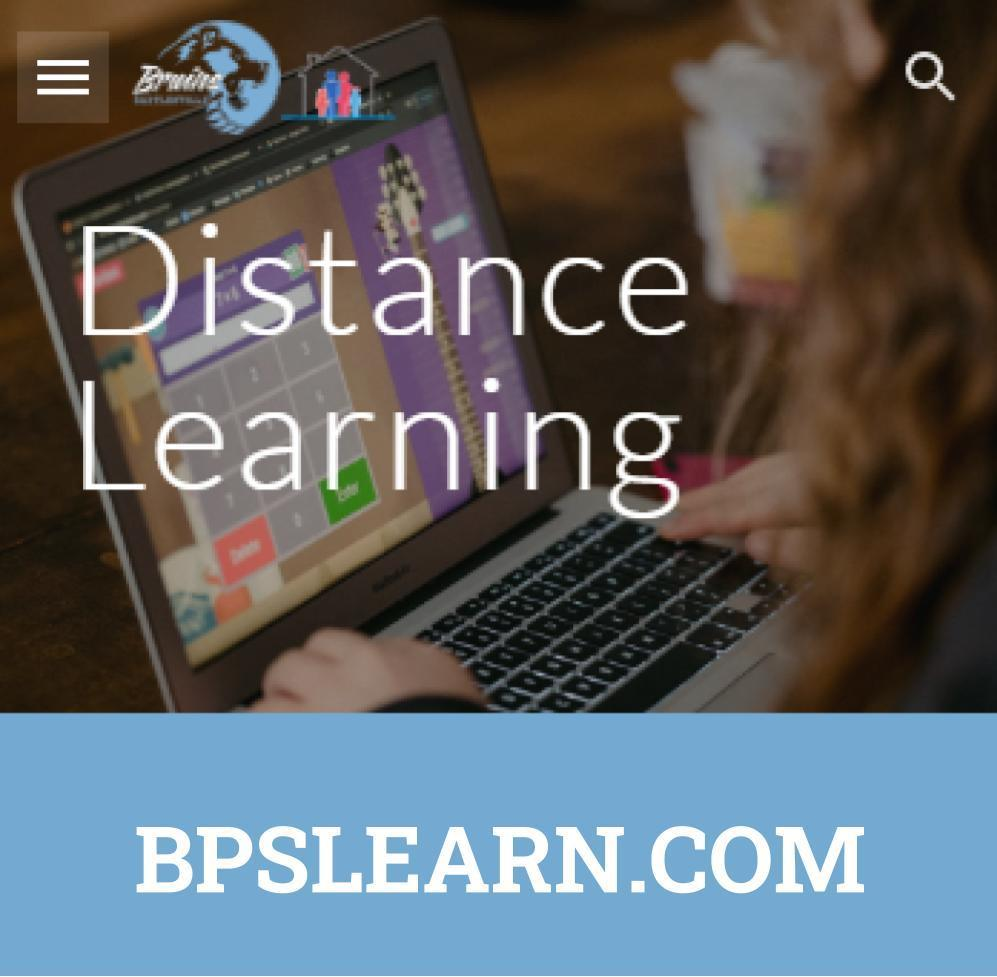 Distance Learning through February 12