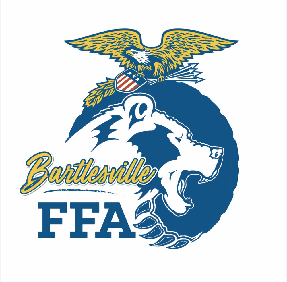 Bartlesville High School FFA Receives Grants for Program Projects