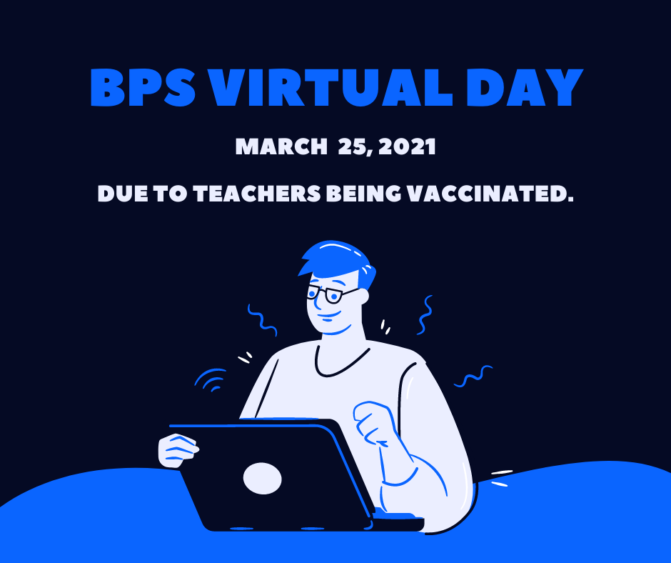 BPS Virtual Day 3/25