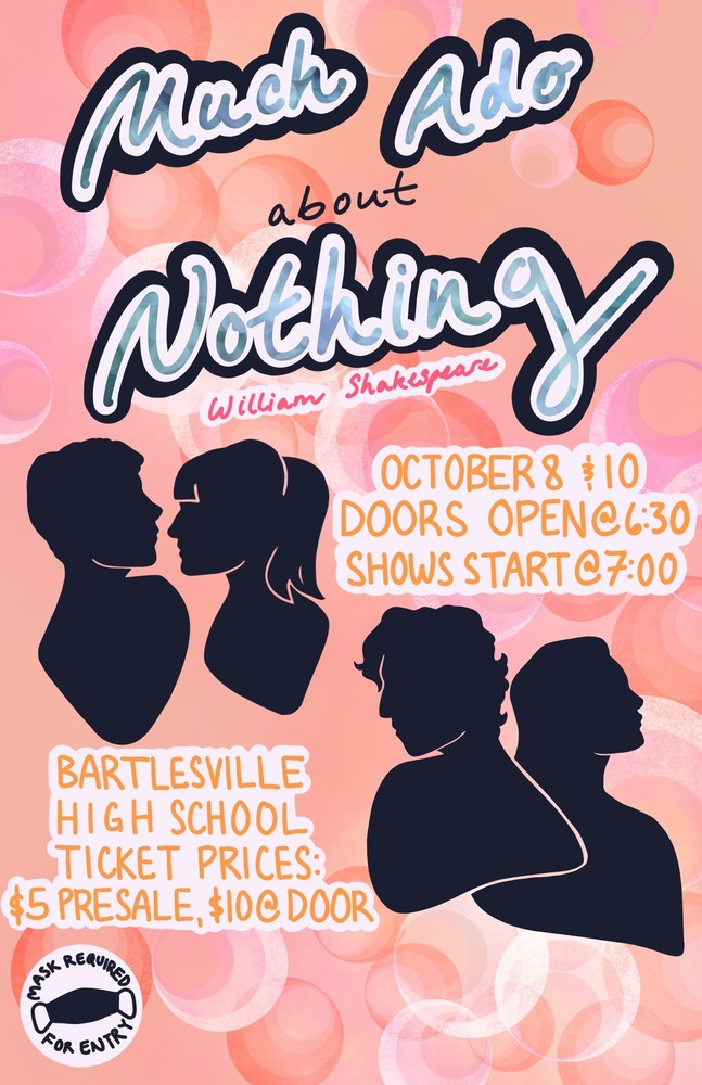 BHS Theatre presents Much Ado About Nothing