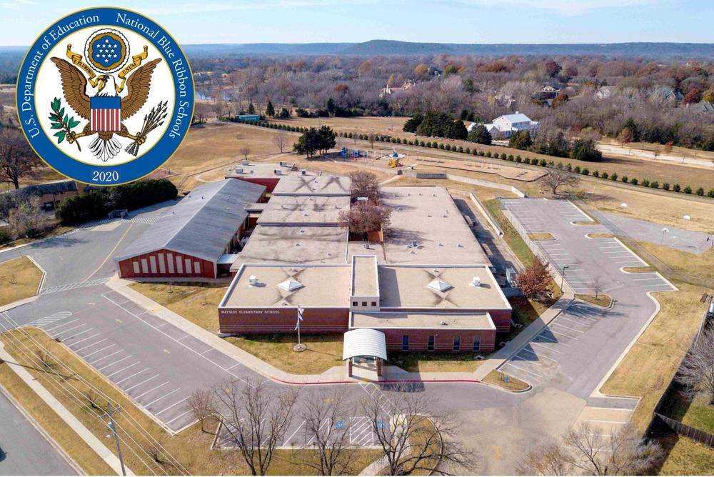 Wayside named a 2020 National Blue Ribbon School