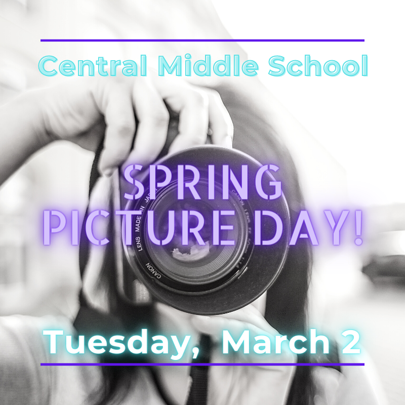 Spring Picture Day - March 2